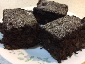 keto chocolate brownie